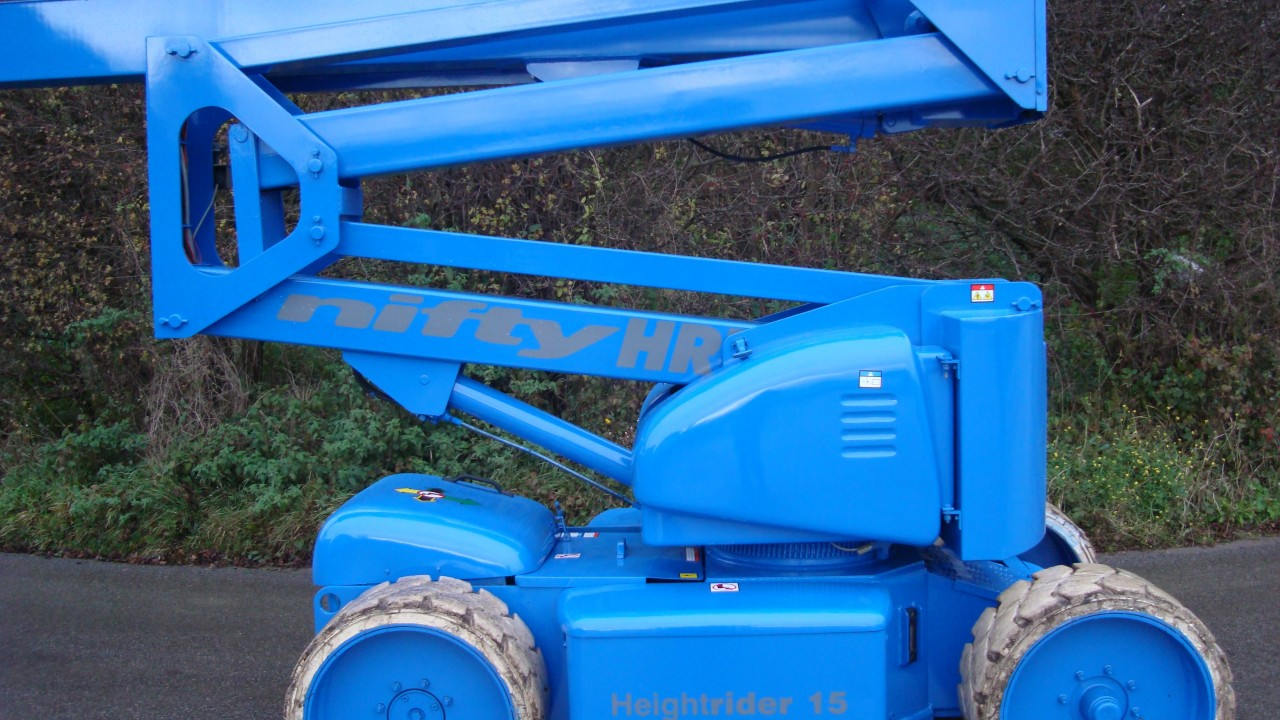 Used Nifty lift for sale