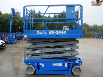 Genie GS2646 Make-Over
