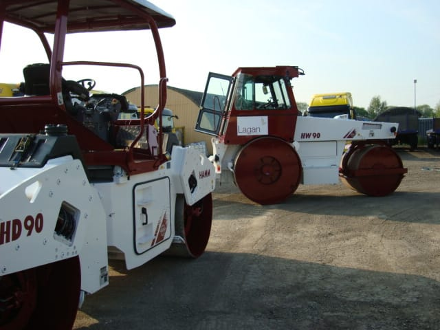 Used Roller for sale side view
