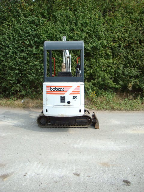 Used Bobcat digger for sale