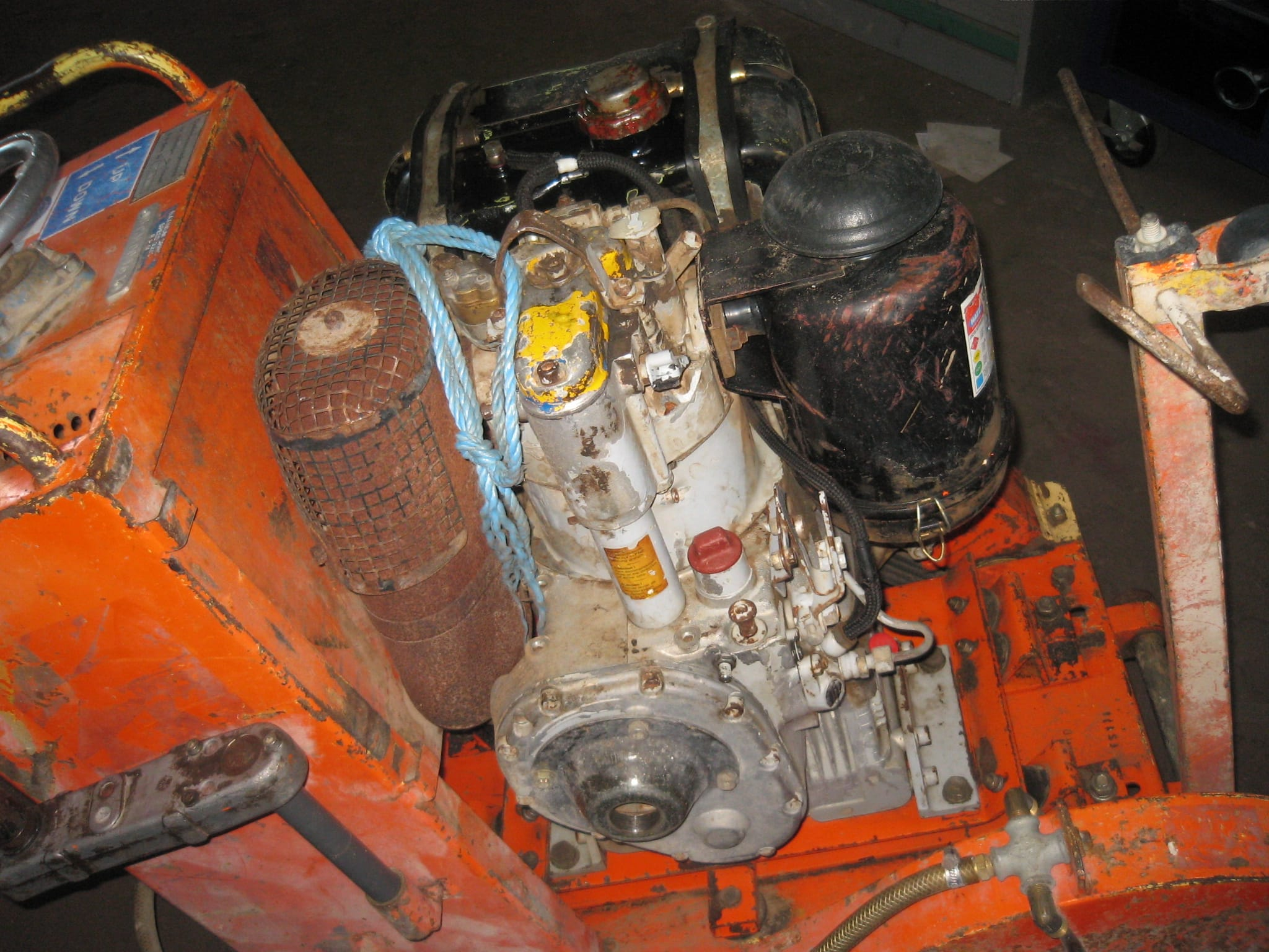 Used clipper motor