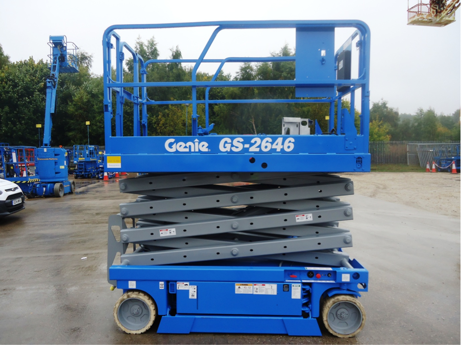Used Blue Genie lift for sale
