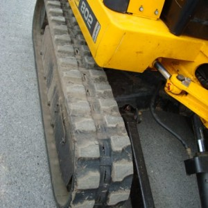 Used JCB digger tracks