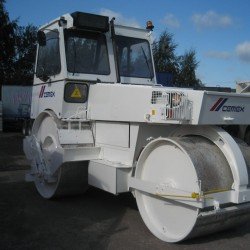 Cemex Roller front view