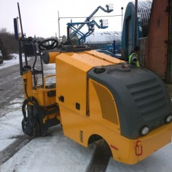 Used planer for sale front view